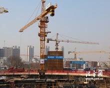天津北辰工农新村回迁项目